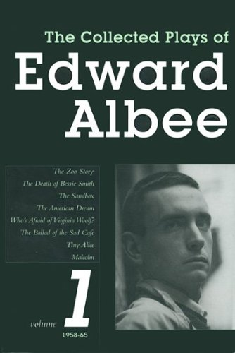 Collected Plays of Edward Albee: 1958-65 9781585675296