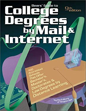 College Degrees by Mail and Internet 9781580084598