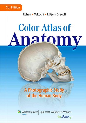 Color Atlas of Anatomy: A Photographic Study of the Human Body [With Access Code] 9781582558561