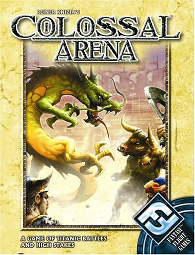 Colossal Arena: A Game of Titanic Battles and High Stakes 9781589941564