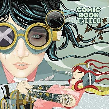 Comic Book Tattoo, Vol. 1 9781582409658