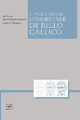 Commentarii de Bello Gallico 9781585102327