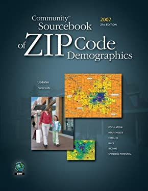 Community Sourcebook of Zip Code Demographics 9781589481688