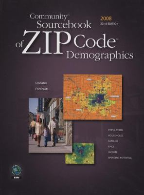 Community Sourcebook of Zip Code Demographics 9781589481947