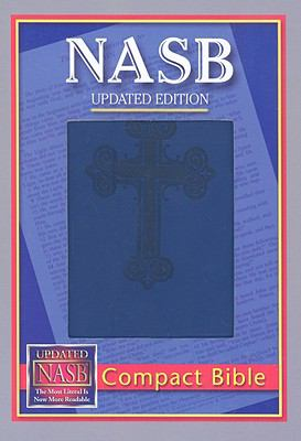 Compact Bible-NASB-Cross 9781581351408