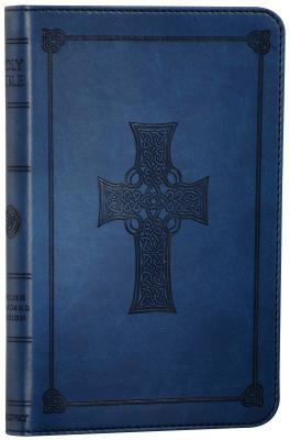 Compact Trutone Bible-Esv-Celtic Cross Design 9781581346428