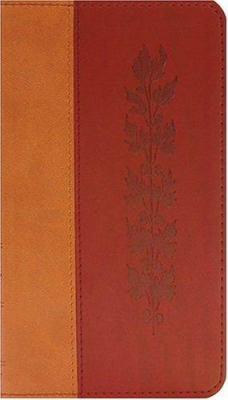Compact Trutone Bible-Esv-Vine Design 9781581346060