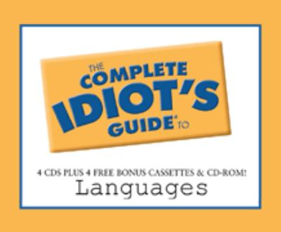 Complete Idiots Guide to Japanese Vocabulary [With CDROM and 4 Cassettes]