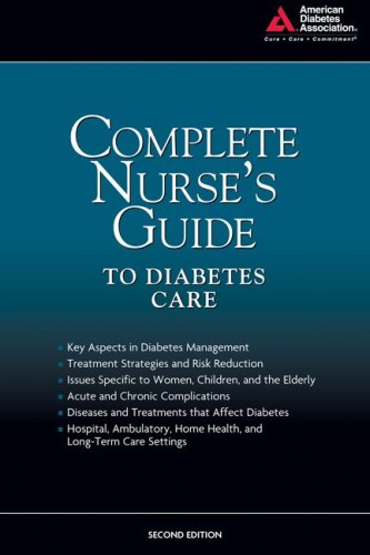 Complete Nurse's Guide to Diabetes 9781580403252