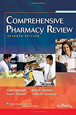 Comprehensive Pharmacy Review [With Access Code] 9781582557113