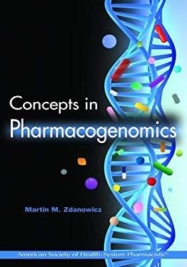 Concepts in Pharmacogenomics 9781585282340