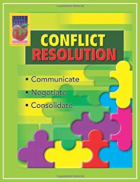Conflict Resolution, Grades 6-8 9781583241820