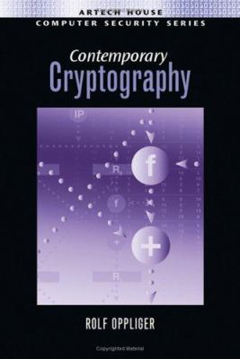 Contemporary Cryptography 9781580536424