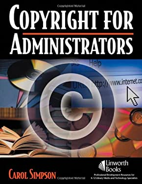 Copyright for Administrators 9781586833237