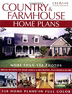 Country & Farmhouse Home Plans (Lowes) 9781580112215