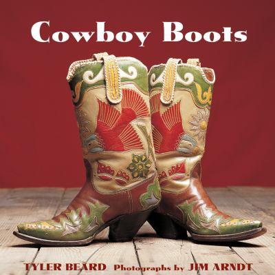 Cowboy Boots 9781586855222