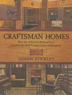 Craftsman Homes 9781585744923