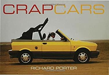 Crap Cars 9781582346380