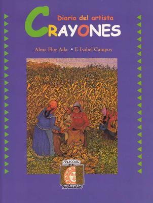 Crayones: Journal B = Crayons