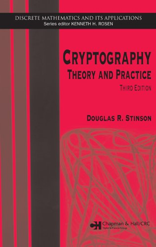 Cryptography: Theory and Practice, Third Edition 9781584885085