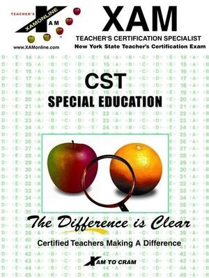 Cst Special Education 9781581971408