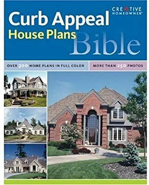 Curb Appeal House Plans Bible 9781580113236