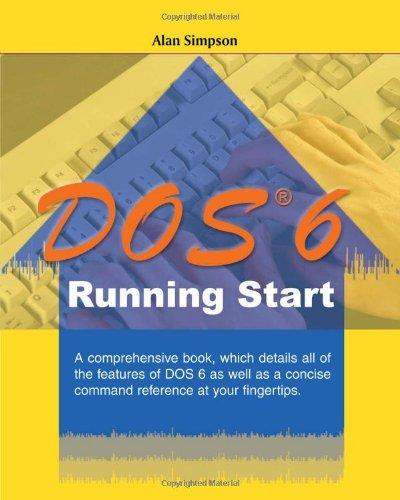 DOS 6 Running Start 9781583482148