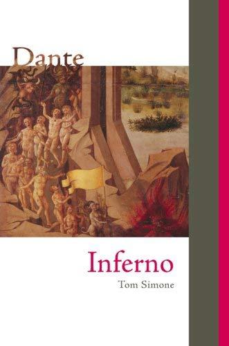 Dante Inferno By Dante Alighieri Tom Simone