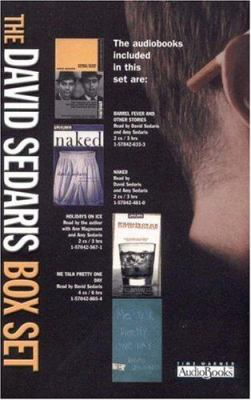 David Sedaris - 10 CS Boxed Set 9781586210823