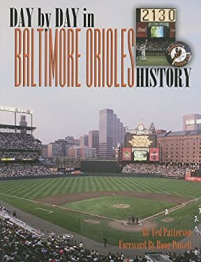 Day-By-Day in Baltimore Orioles History 9781582610177