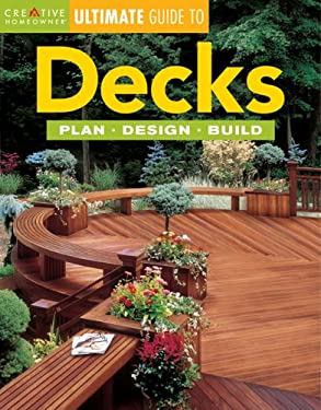 Decks: Plan, Design, Build 9781580111485