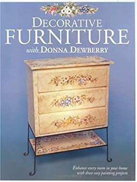 Decorative Furniture with Donna Dewberry 9781581800166
