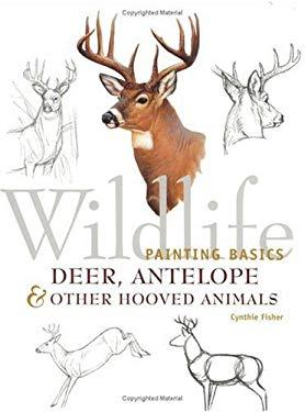 Deer, Antelope & Other Hooved Animals 9781581800210