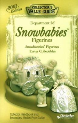 Department 56 Snowbabies Figurines: Snowbunnies Figurines Easter Collectibles 9781585981588