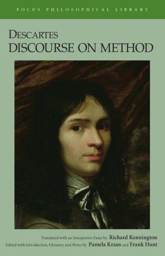 Descartes: Discourse on Method 9781585102594