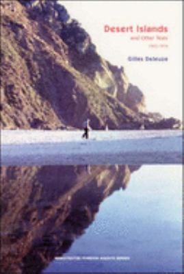 Desert Islands: And Other Texts, 1953--1974 9781584350187