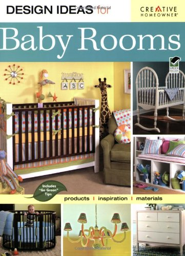 Design Ideas for Baby Rooms 9781580112147