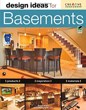 Design Ideas for Basements 9781580114240