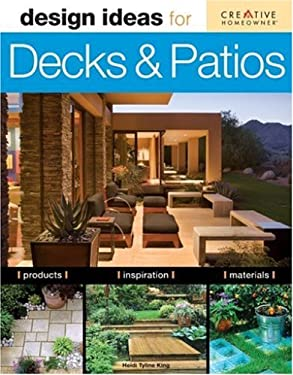 Design Ideas for Decks & Patios 9781580113984