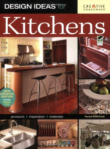 Design Ideas for Kitchens 9781580114387