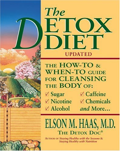 Detox Diet: A How-To & When-To Guide for Cleansing the Body 9781587611896