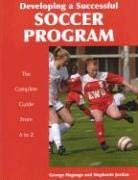Developing a Successful Soccer Program 9781585189632