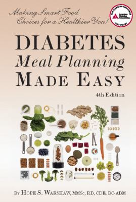 Diabetes Meal Planning Made Easy 9781580403191
