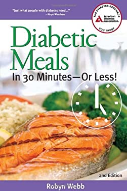 Diabetic Meals in 30 Minutes--Or Less! 9781580402651