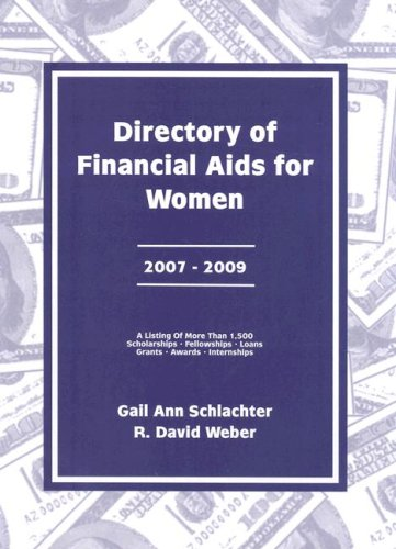 Directory of Financial Aids for Women 9781588411679