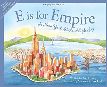 E Is for Empire: A New York Alphabet 9781585361137