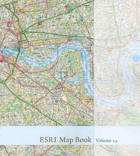 ESRI Map Book, Volume 24 9781589482302