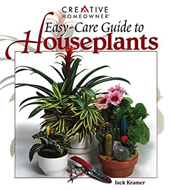 Easy-Care Guide to Houseplants 9781580110631