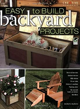 Easy-To-Build Backyard Projects 9781580112079