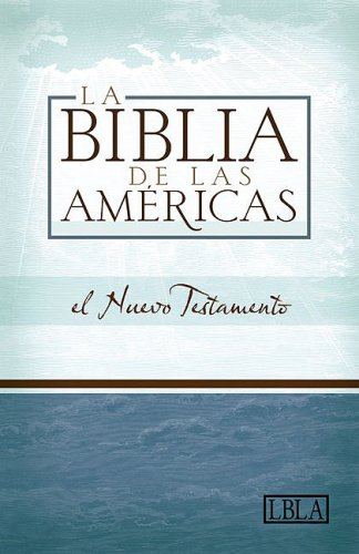 Economy New Testament-Lbla 9781586404123